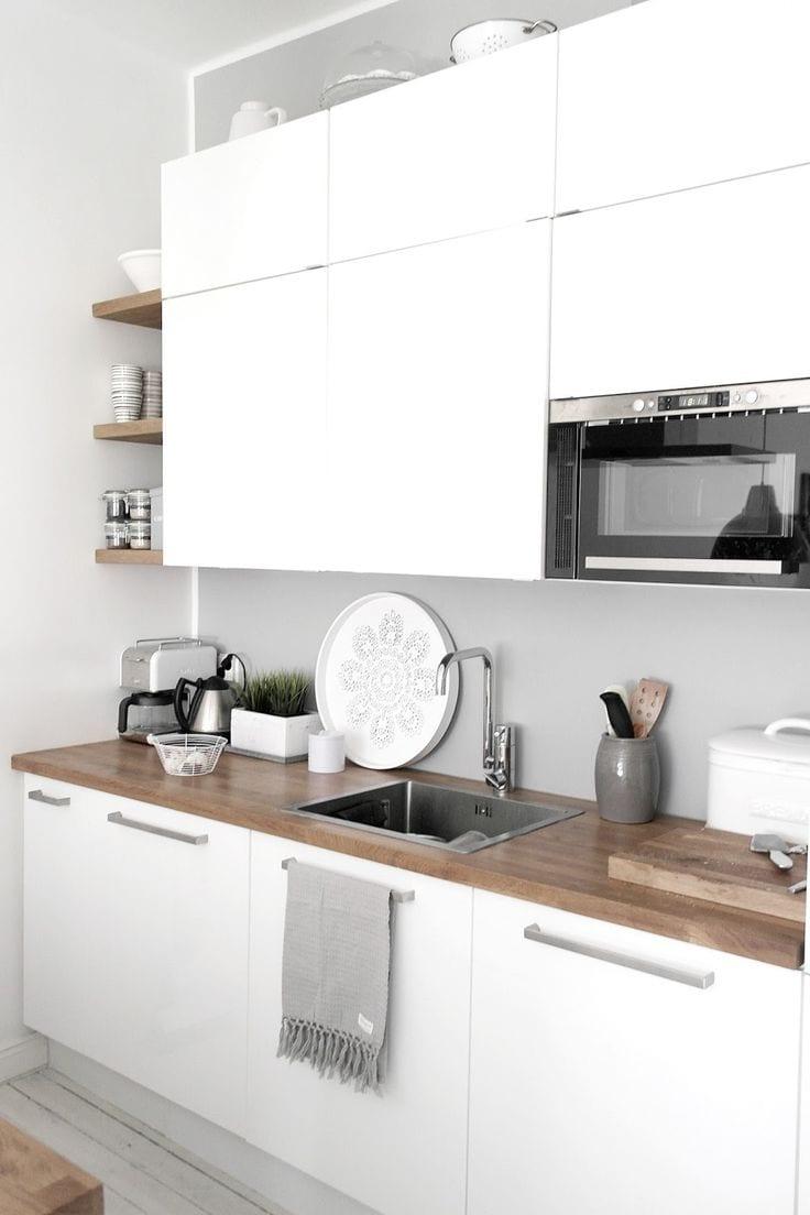 Diseos de cocinas para casas pequeas cheap cocinas verdes for Cocinas para casas