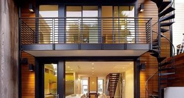 Planos y diseños de fachadas de casas pequeñas