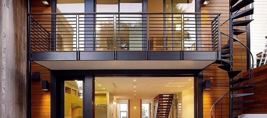 Planos y dise os de fachadas de casas peque as curso de Disenos de casas contemporaneas pequenas