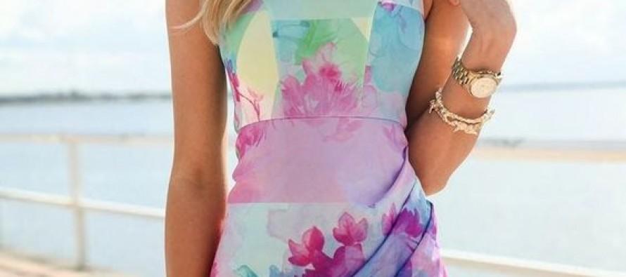 Tipos de vestidos para adolescentes