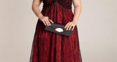 Tips de como usar vestidos de noche plus size