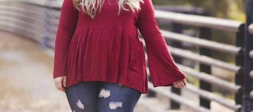 Tips para outfits con jeans plus size