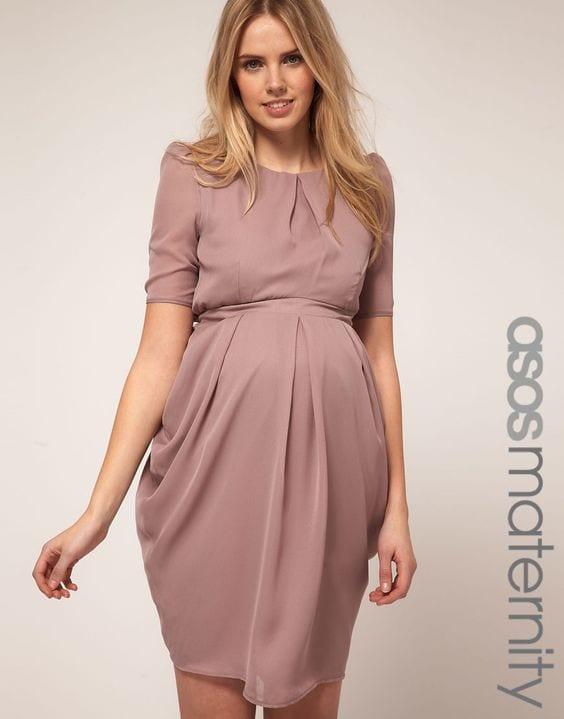 Vestidos de fiesta para embarazadas (22) - Curso de Organizacion del ...