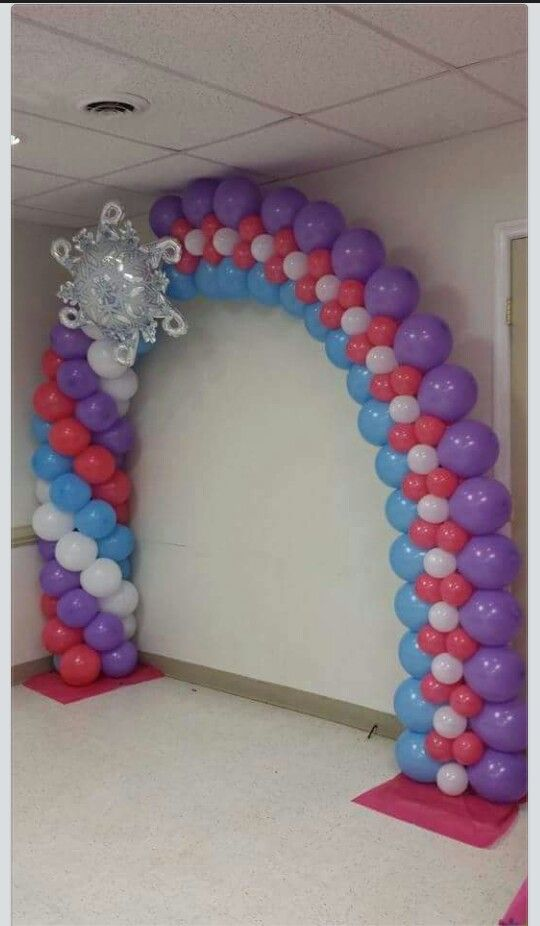 Arcos para cumpleaños de la Doctora juguetes