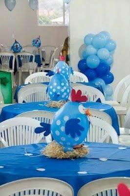 Decoracion de mesa de postres gallina pintadita 26 for Decoracion y organizacion del hogar