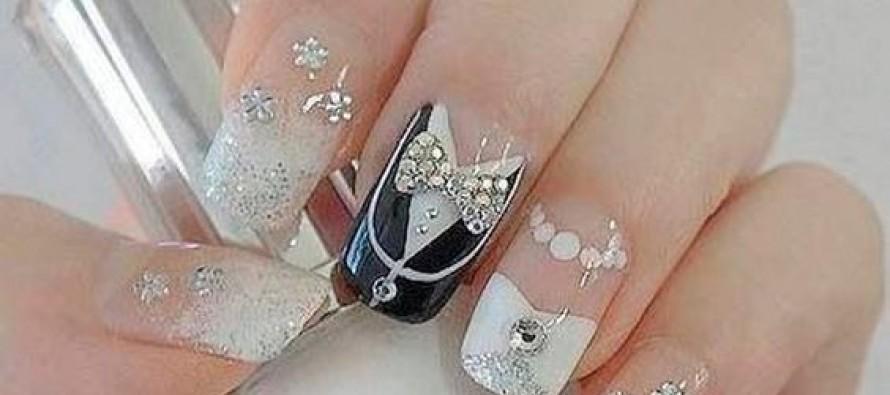 Decoracion de u as para novia curso de organizacion del - Decoracion de unas de gel para novias ...