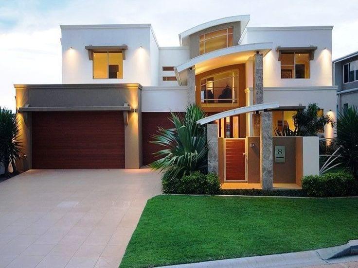 Diseo De Fachadas Top Estupenda Casa Campo Diseo Fachada With Diseo - Diseo-de-fachadas-de-casas
