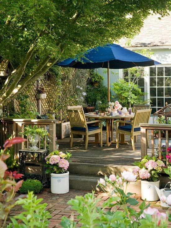 Diseno de comedores para jardines pequenos 1 curso de for Disenos de comedores pequenos