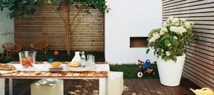 Dise o de comedores para jardines peque os curso de - Jardines rusticos pequenos ...