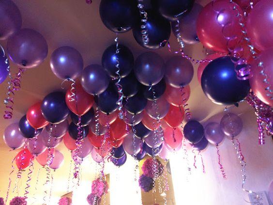 Diseños originales con globos para un cumpleaños de la Doctora Juguetes