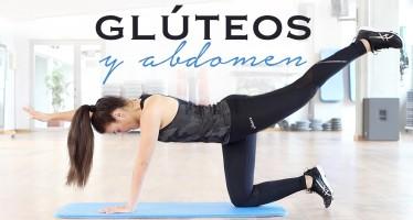 Glúteos fuertes y abdomen plano en 18 minutos