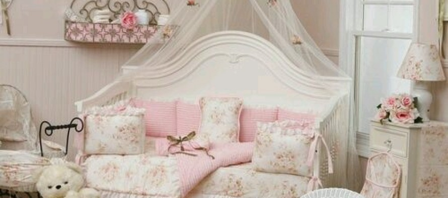 Ideas de como puedes decorar la habitacion de tu bebe