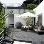 12 Ideas para diseñar nuestro patio