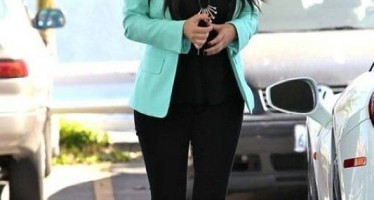 Outfit color menta