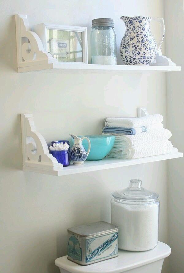 Repisas decorativas 10 curso de organizacion del hogar y decoracion de interiores - Decoracion de interiores cursos ...
