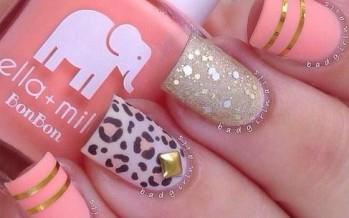 Tendencia en uñas decoradas