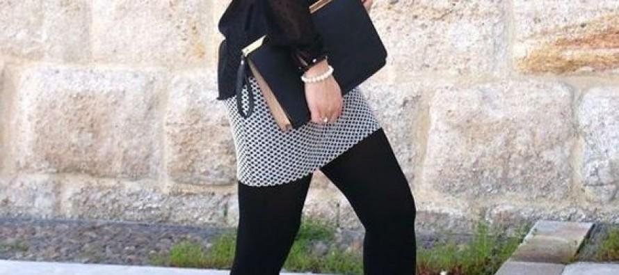 Tendencias en outfit con falda