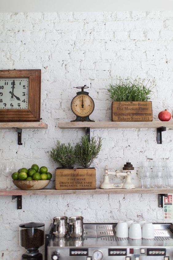 24 repisas decorativas como y donde instalarlas curso de organizacion del hogar y decoracion - Libros de decoracion de interiores gratis ...