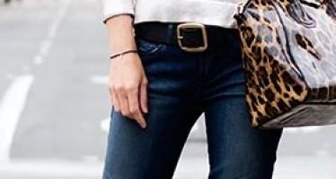 20 ideas de como te puedes vestir con heels jeans