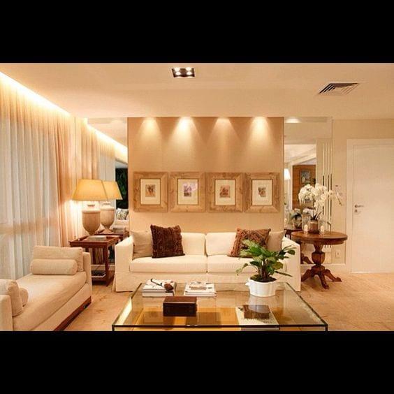Iluminacion de interiores de casas simple una casa con la - Iluminacion de interiores ...