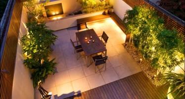 20 ideas para iluminar tu terraza