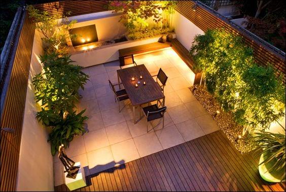 20 ideas para iluminar tu terraza curso de organizacion del hogar y decoracion de interiores - Iluminacion Terrazas