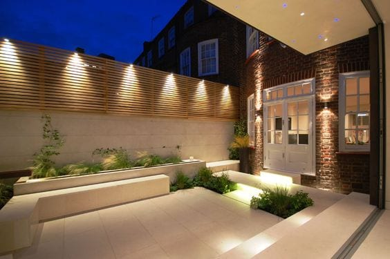 20 ideas para iluminar tu terraza 4 curso de - Iluminacion para terrazas ...