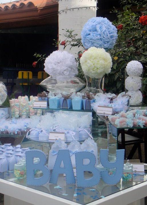 Decoracion Mesa De Baby Shower Nina.Temas Para Baby Shower Temas De Moda Para Nino Y Nina
