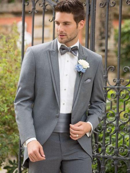 vestido de novio para boda