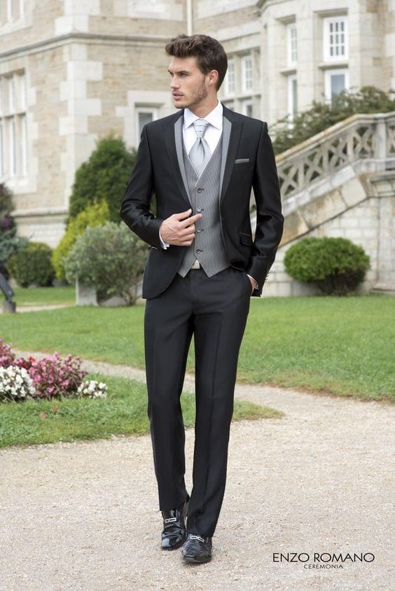 25 trajes de novio para boda
