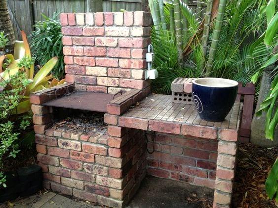 Ideas de dise os para asadores 4 curso de organizacion for Asadores modernos para patio
