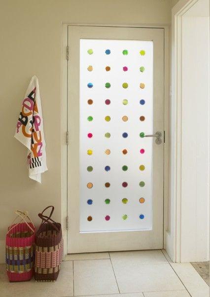 Ideas para decorar cristales de ventanas 15 curso de for Vidrios decorados para puertas interiores