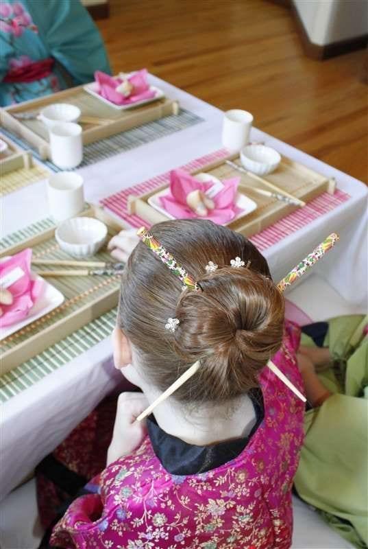 Ideas para fiesta japonesa curso de organizacion del - Decoracion japonesa ...