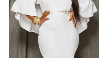 Looks con vestido estilo lapiz para plus size