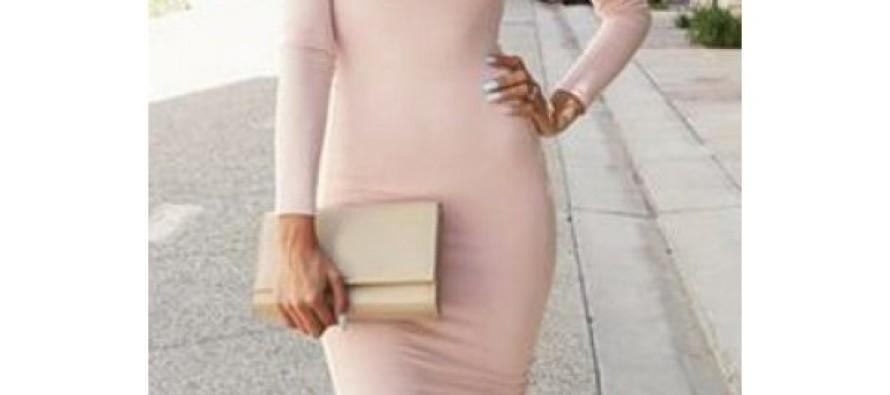 Looks con vestidos estilo lapiz a la rodilla