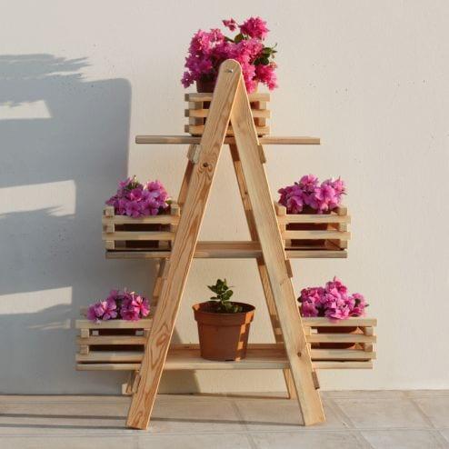 Maceteros y floreros para jardin 9 curso de for Como decorar una jardinera