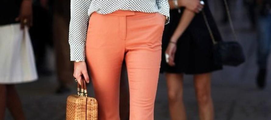 Outfits con pantalón estilo campana