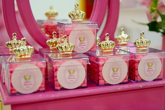 Baby shower de royal