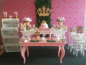 Baby shower de royal