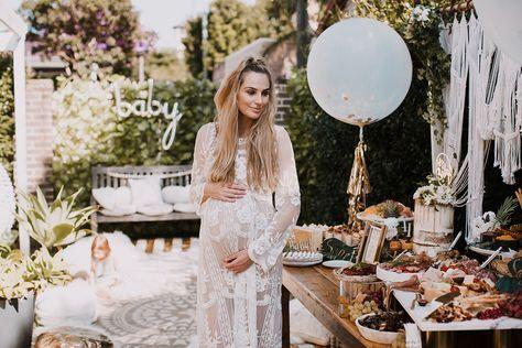Temas para baby shower niña 2019 - 2020