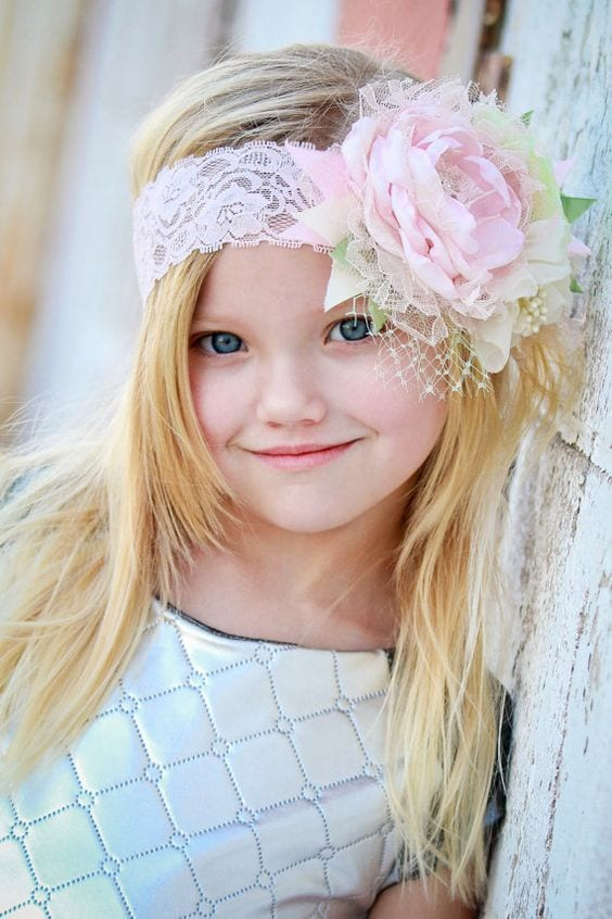 Ballerinas y diademas para ninas 22 curso de - Diademas de flores para nina ...