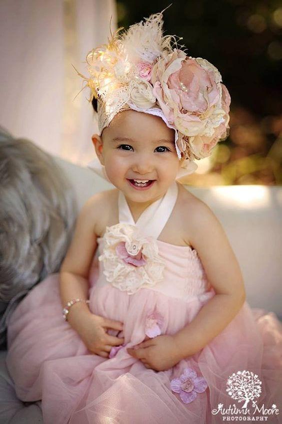 Ballerinas y diademas para niñas