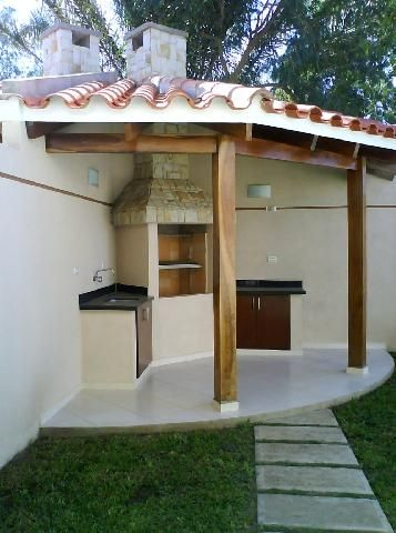 Dise os de palapas para decorar jardines fotos ideas imagenes for Casa moderna jardin d el menzah