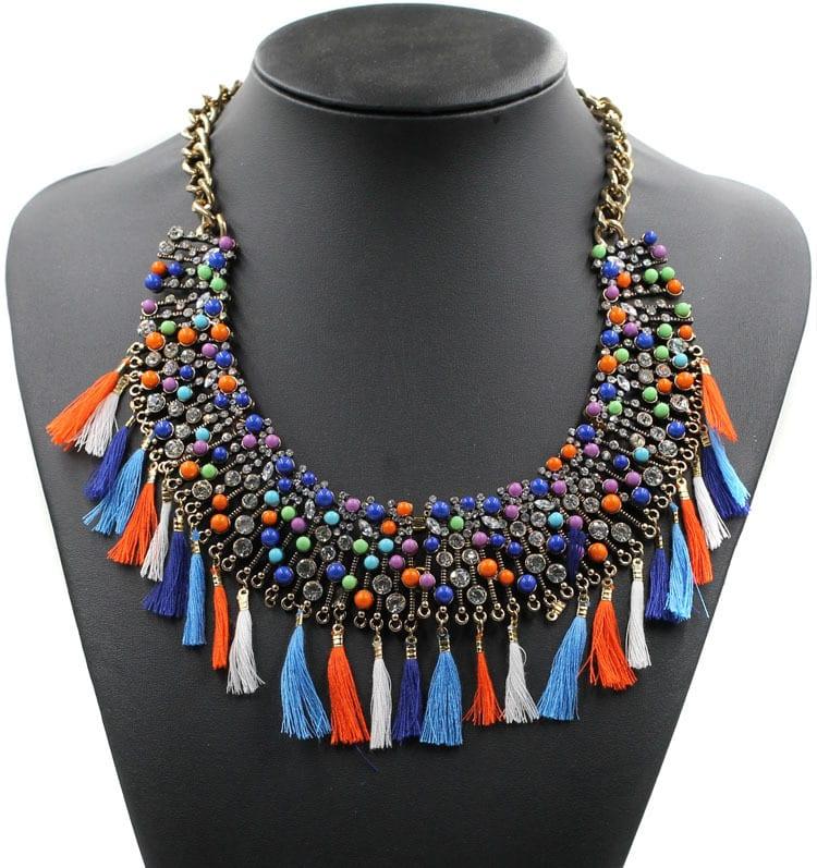 f03864eacd36 Collares de plata modernos 2016 – 2017