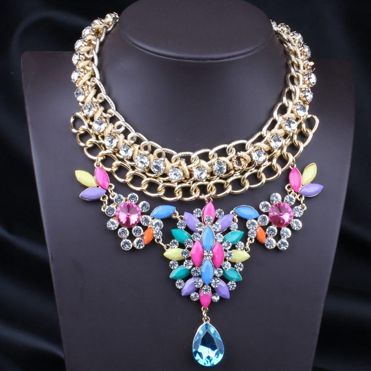 ace17ee14ca8 Collares de plata modernos 2016 – 2017