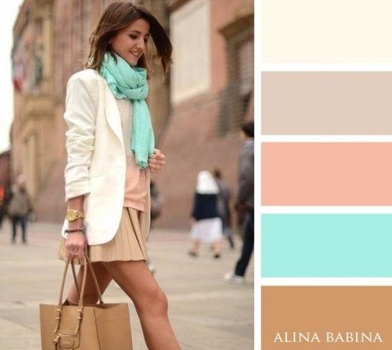 Combinaciones de colores de ropa 23 curso de for Burras para ropa