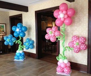 Decoracion con globo para fiesta de lalaloopsy 23 for Decoracion y organizacion del hogar