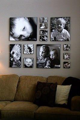 Decoracion de paredes con fotos 11 curso de for Decoracion de paredes con fotos