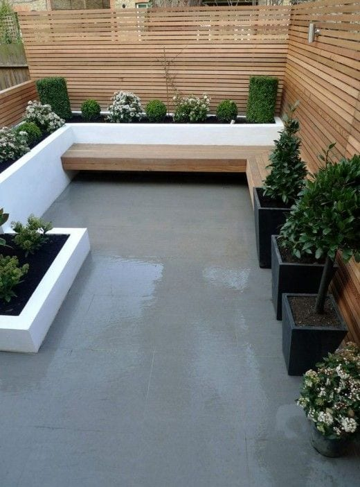 Decoracion de terrazas con plantas 12 curso de for Decoracion de terrazas exteriores con plantas