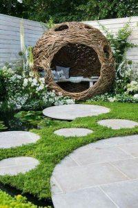 Diseño de palapas y asadores para jardines